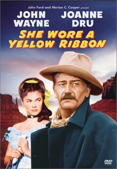 ΣΥΓΚΡΟΥΣΗ ΓΙΓΑΝΤΩΝ  {ΓΟΥΕΣΤΕΡΝ} 1949 - SHE WORE A YELLOW RIBBON {John Wayne, Joanne Dru}  [ΕΛΛΗΝΙΚΟΙ ΕΝΣΩΜΑΤΩΜΕΝΟΙ ΥΠΟΤΙΤΛΟΙ] CLGrTv (ΣΙΝΕ+)
