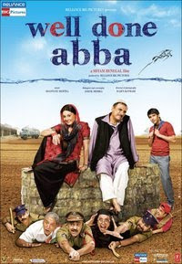 Well Done Abba 2010 Hindi Movie Watch Online