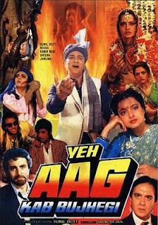 Yeh Aag Kab Bujhegi 1991 Hindi Movie Watch Online