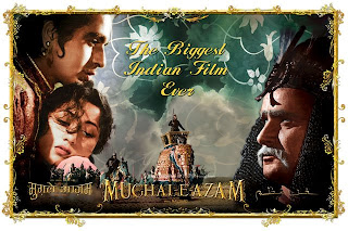Mughal-E-Azam 1960 Hindi Movie Watch Online