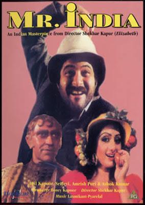 Mr India 1987 Watch Online Full Movie