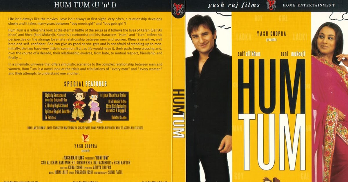 Hum Tum 2012 Full Movie Watch Online Free Download