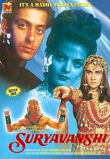 Suryavanshi 1992 Watch Online