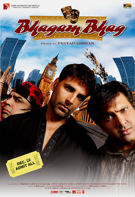 Bhagam Bhag Hindi (2006) - Hindi Movie