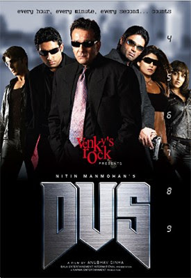 Dus (2005) - Hindi Movie