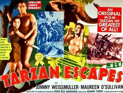 Tarzan Escapes 1936 Hollywood Movie Watch Online | Watch Movies Online
