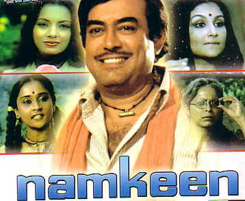 Namkeen 1982 Hindi Movie Watch Online