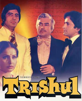 Trishul (1978 ) - Hindi Movie