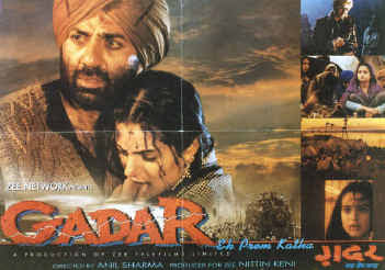 Gadar: Ek Prem Katha (2001) - Hindi Movie