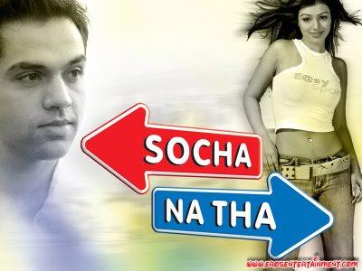 Socha Na Tha (2004) - Hindi Movie