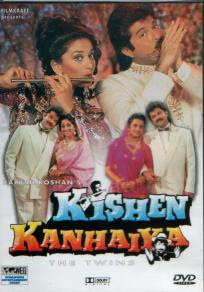 Kishen Kanhaiya 1990 Hindi Movie Watch Online