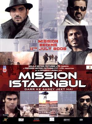 Mission Istanbul (2008) - Hindi Movie