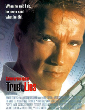 True Lies 1994 Hindi Dubbed Movie Watch Online