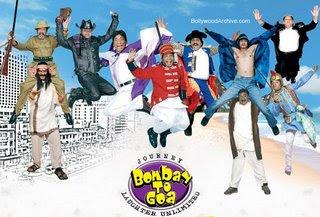 Bombay to Goa 2007 Hindi Movie Watch Online