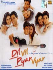 Dil Vil Pyar Vyar (2002) - Hindi Movie