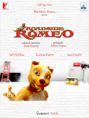 Roadside Romeo 2008 Hindi Animation Movie Watch Online