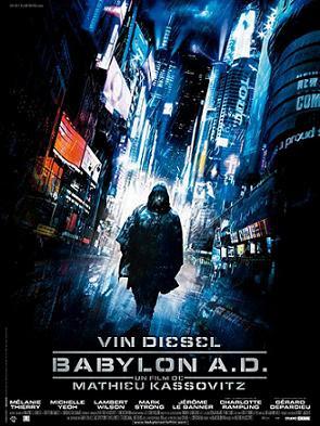 Babylon A.D. 2008 Hindi Dubbed Movie Watch Online