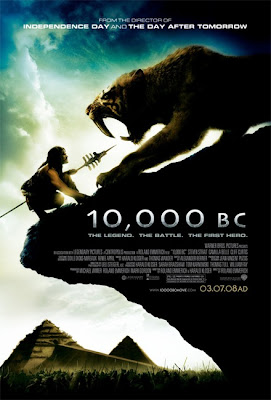 10000 BC 2008 Hollywood Movie in Hindi Download