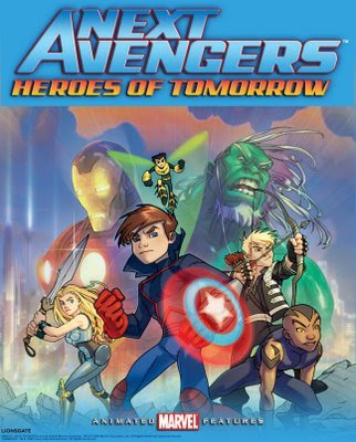 Next Avengers: Heroes of Tomorrow 2008 Hollywood Movie Watch Online