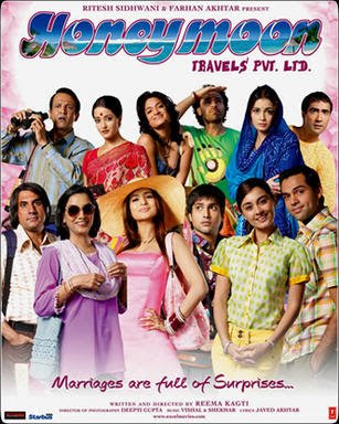 Honeymoon Travels Pvt. Ltd. 2007 Hindi Movie Watch Online