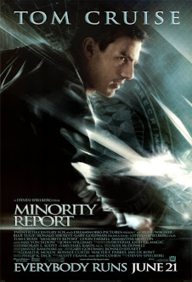 Minority Report 2002 Hindi Dubbed Movie Download