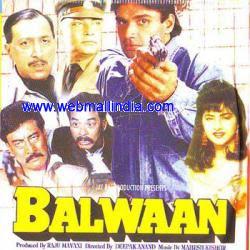 Balwaan (1992) - Hindi Movie