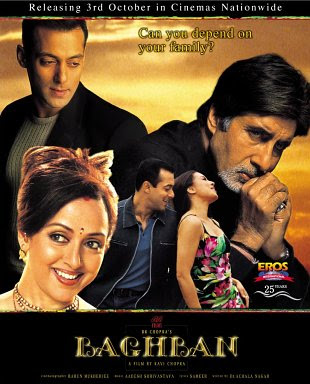 Baghban 2003 Hindi Movie Watch Online