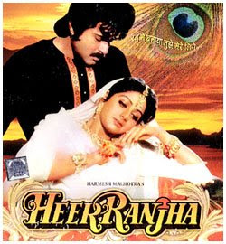 Heer Ranjha 1992 Hindi Movie Watch Online