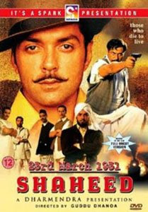 23rd March 1931: Shaheed 2002 Hindi Movie Watch Online