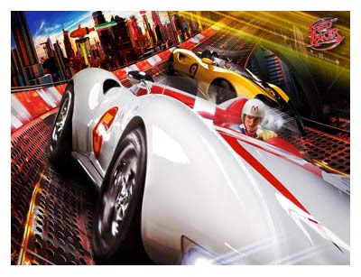 Speed Racer 2008 Hindi Dubbed Movie Watch Online