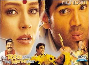 Yeh Teraa Ghar Yeh Meraa Ghar 2001 Hindi Movie Watch Online