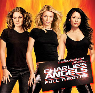 Charlie's Angels: Full Throttle 2003 Hollywood Movie Watch Online