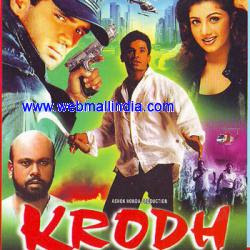 Krodh 2000 Hindi Movie Watch Online