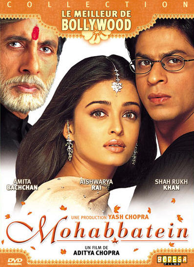 Mohabbatein movie