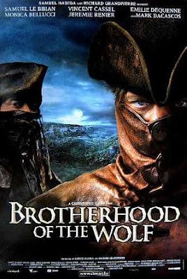 Brotherhood Of The Wolf 2001 Hollywood Movie Watch Online Informations