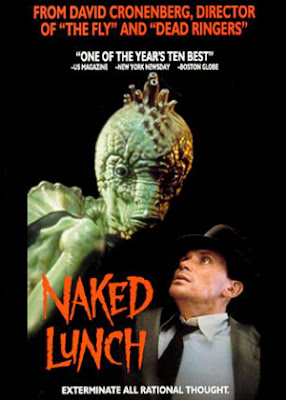 Naked Lunch 1991 Hollywood Movie Watch Online