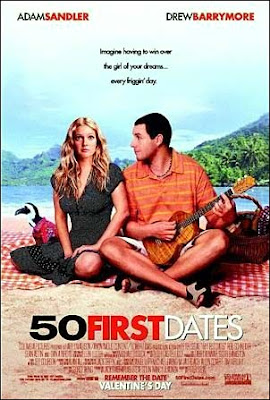 50 First Dates 2004 Hollywood Movie Watch Online