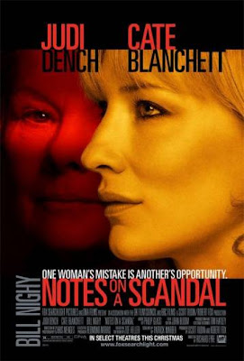 Notes on a Scandal 2006 Hollywood Movie Watch Online