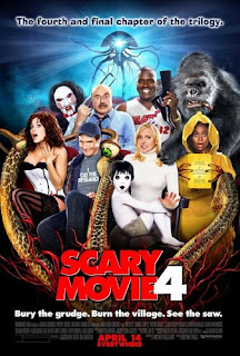 Scary Movie 4 2006 Hindi Dubbed Movie Watch Online