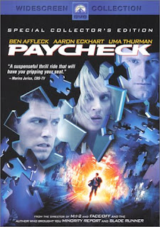 Paycheck 2003 Hindi Dubbed Movie Watch Online