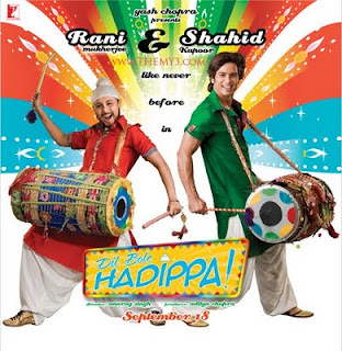 Dil Bole Hadippa! 2009 Hindi Movie Download