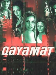 Qayamat: City Under Threat 2003 Hindi Movie Download