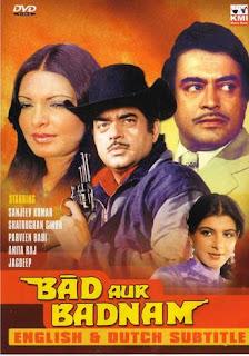 Bad Aur Badnaam (1984) - Hindi Movie