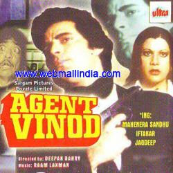 Agent Vinod 1977 Hindi Movie Watch Online