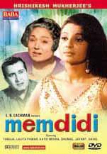Mem Didi (1961) SL YT - Lalita Pawar, David Abraham, Jayant, Tanuja