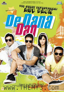 De Dana Dan 2009 Hindi Movie Watch Online