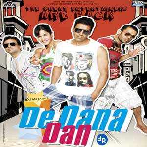 De Dana Dan 2009 Hindi Movie Download