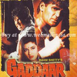 Gaddaar (1995) - Hindi Movie
