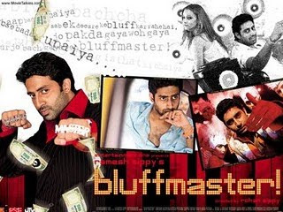 Bluffmaster! 2005 Hindi Movie Watch Online