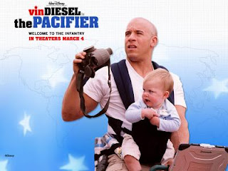 The Pacifier 2005 Hindi Dubbed Movie Watch Online